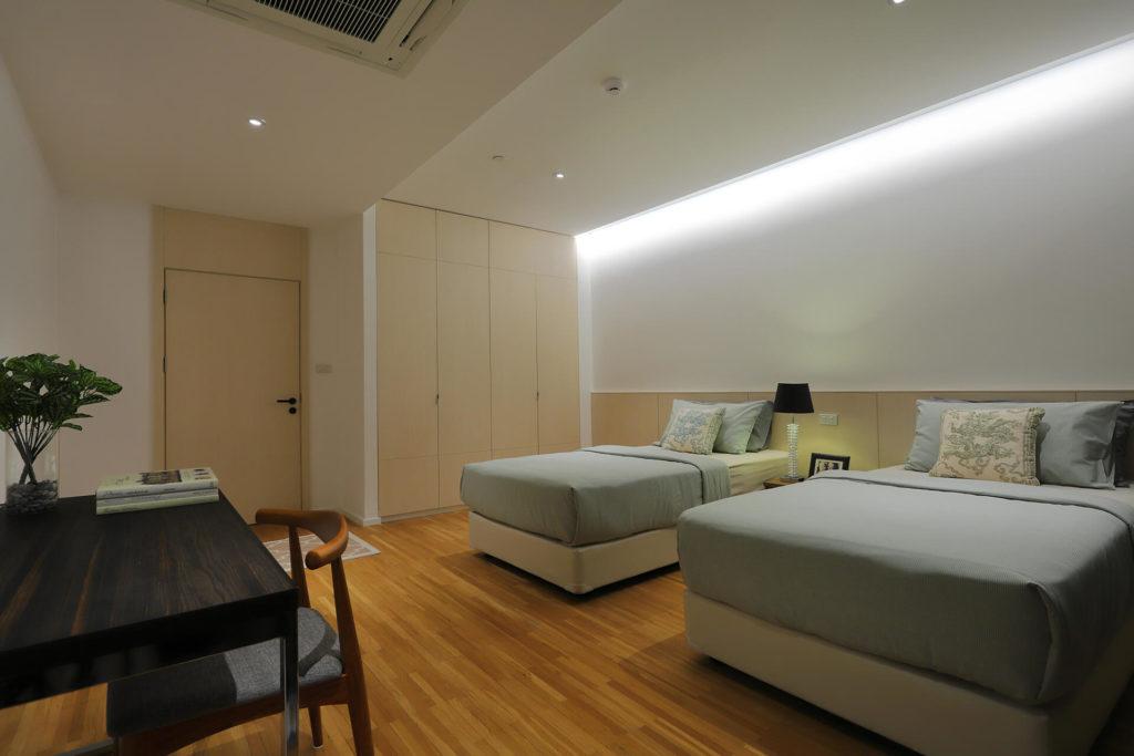 Biohouse - three bedrooms