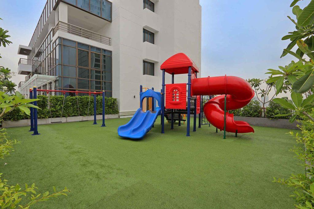 Biohouse - Children's Playground