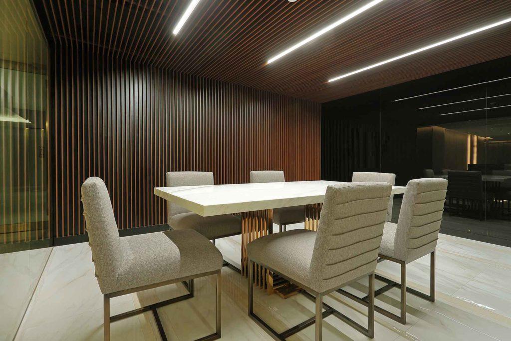 Biohouse - Meeting room