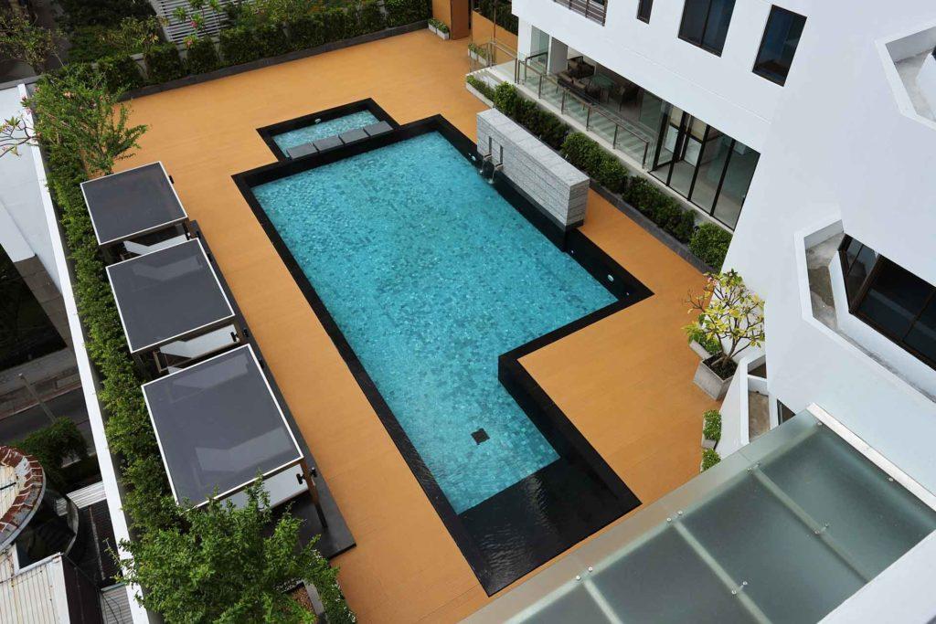 Biohouse - Swimmingpool